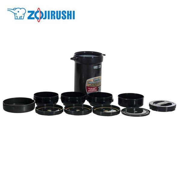 Термоконтейнер Zojirushi SL-XCE20-HG 2,0 Л (черный) все
