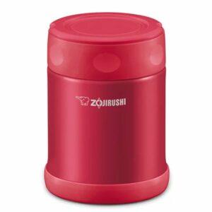 Термоконтейнер Zojirushi SW-EAE35-PJ красный
