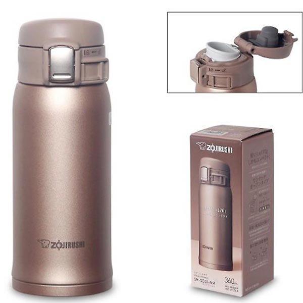 Термос-кружка Zojirushi SM-SD36-BC комплект