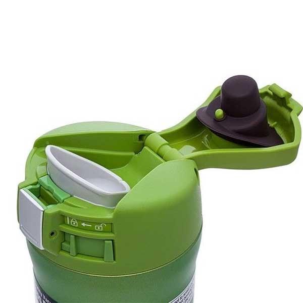 Термокружка Zojirushi SM-YAF48-GA 0,48 л (зеленый) крышка
