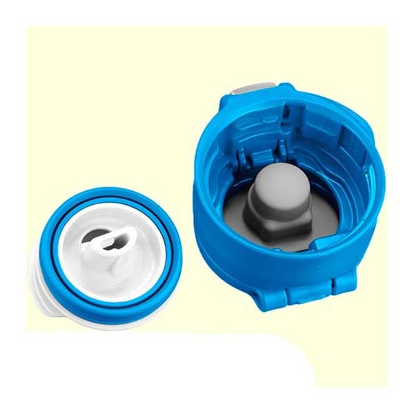 Термос-кружка Zojirushi SM-SD60-AM 0,6 л (голубой) крышка