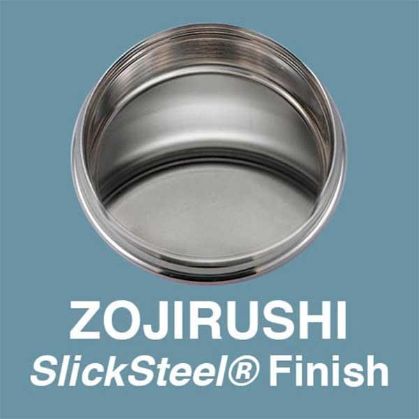 Термос Zojirushi SM-KHF36-AG 0,36 л (голуб) колба