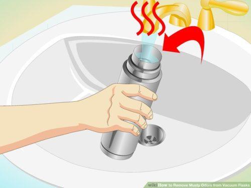 Как очистить термос Zojirushi (со стальным покрытием колбы)? (10 различных средств очистки) ✅✅